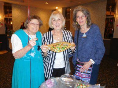 Laura Hogan, Cathy Rush and Marge Zwadlo. | JACKIE SCHULZ/Contributor