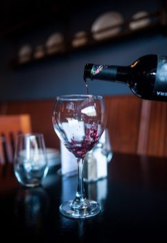 Amy's Wine House serves tapas and wine and will also feature live music. | William Camargo/Staff Photographer