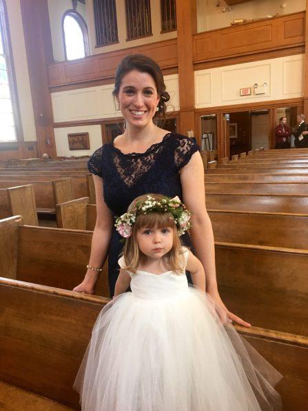 Alison Fyhrie with her daughter, Scarlett Strickland. | Courtesy Alison Fyhrie