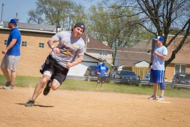 """OBI's Brian """"Chippy"""" Koronkowski is one of the best all-around 16"""" softball players in Chicago. He can hit for both power and average and also has tremendous speed. (Courtesy Brian Koronkowski)"""