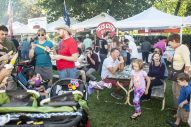 A packed house during Rib Fest in The Grove on Saturday, Sept. 10. | William Camargo/Staff Photographer