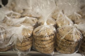 Coookies made at Silverland Bakery. | William Camargo/Staff Photographer
