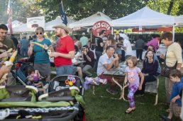 A packed house during Rib Fest on Saturday, Sept. 10.   File photo