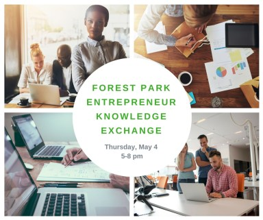 Entrepreneur Knowledge Exchange