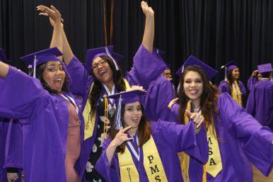 PMSA Class of 2017. | Courtesy District 209