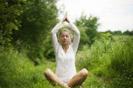 Outdoor Yoga @ the Grove