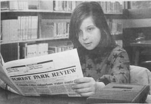 Diana Niedholdt. | Courtesy Forest Park Historical Society