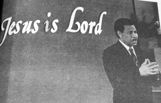 Pastor Bill Winston | Photo courtesy Forest Park Historical Society