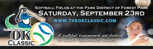 OK Classic Charity Softball Tournament and Festival