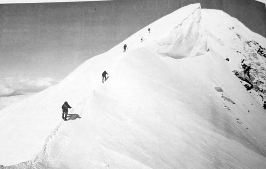 Mountain climbing hero Robert Lang. | Courtesy Forest Park Historical Society