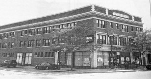 Circle Theatre | Courtesy Forest Park Historical Society
