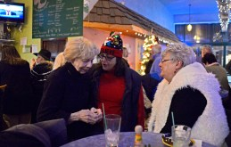 Attendees mingle. | Alexa Rogals/Staff Photographer