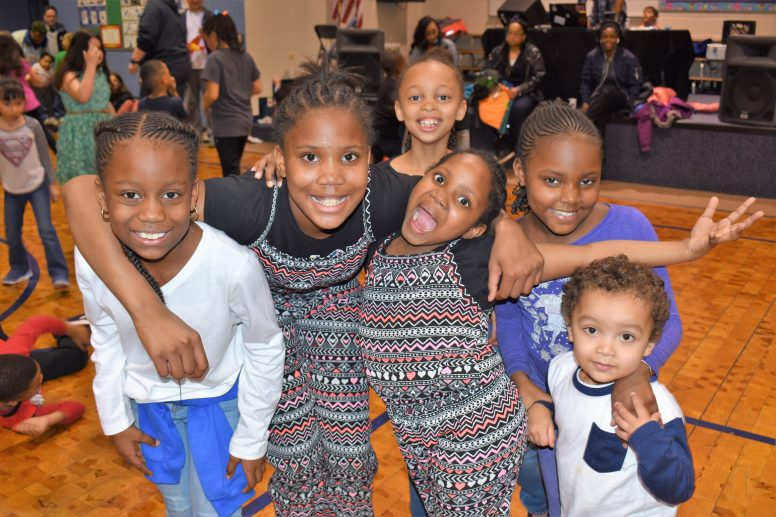 South PTO hosted a Spring Fling Carnival at Field Stevenson which included dancing, crafts, cookie walk, Bingo and more. | Courtesy South PTO