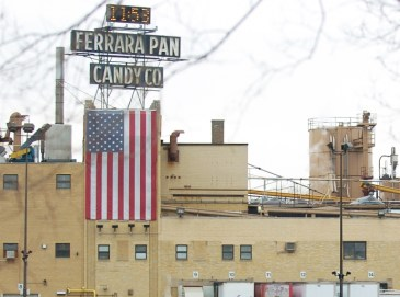 The Ferrara factory in Forest Park. (File)