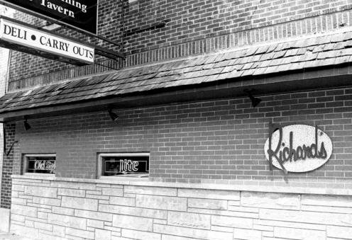 Richard's Tavern circa 1995