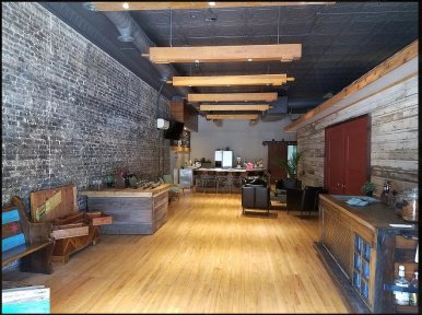 Urban Pioneer Group offers a well-appointed event space designed to serve as a support to local artisans. | Courtesy Urban Pioneer Group