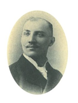 """Otto Schneider was born in Germany in 1896. He came to Harlem in 1894. He was said to have """"steady habits"""" and """"genial manners"""" and over time opened the Boulevard Buffet. His wife, Miss Louisa Krause was an estimable lady in her day too."""
