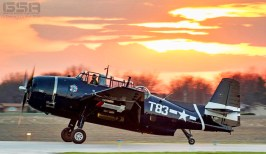 Vintage planes at the Gathering of Warbirds.   Submitted photo