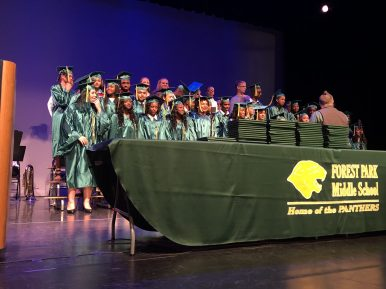 Forest Park Middle School Commencement | Provided photo