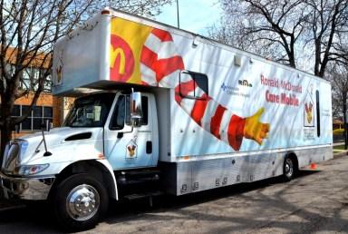Ronald McDonald Mobile Clinic