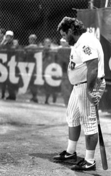 "Kurt Udel of Prime, a true Chicago 16"" softball physique."