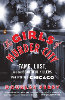 """History group at Century & Sleuths Join host Carol Debiak to discuss """"The Girls of Murder City: Fame, Lust & Beautiful Killers Who Inspired Chicago"""" by Douglas Perry."""