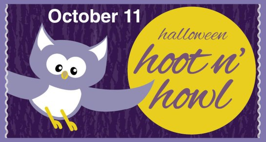 Halloween Hoot n' Howl | Join the River Forest Park District, Trailside Museum and the River Forest Public Library for an evening of fall family fun.