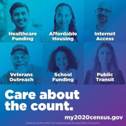There's still time to fill out the 2020 Census!