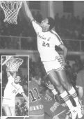 """Soaring past defenders, Glenn """"Doc"""" Rivers makes it look easy at the Proviso West Holiday Tournament in 1980."""