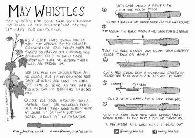 May whistles