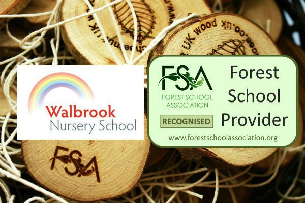 First Recognised Forest School Provider for Derbyshire