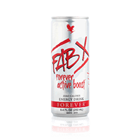Forever FAB X – Active Boost (12stuks)