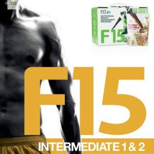 F15 Intermediate 1&2 Forever Chocolate Lite Ultra