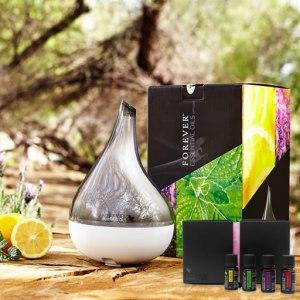 FOREVER™ Esential Oils Combo Pack