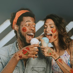 Laser Tattoo Paper is a great way to have some extra fun with your friends