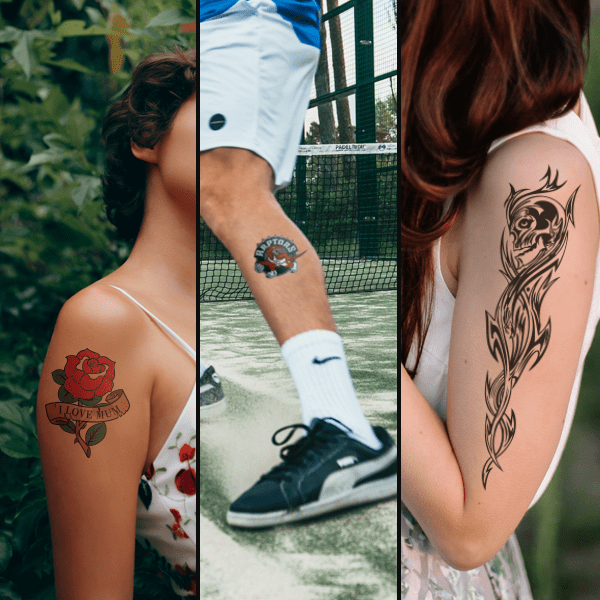 Zeichen immer tattoos für 50 Designs