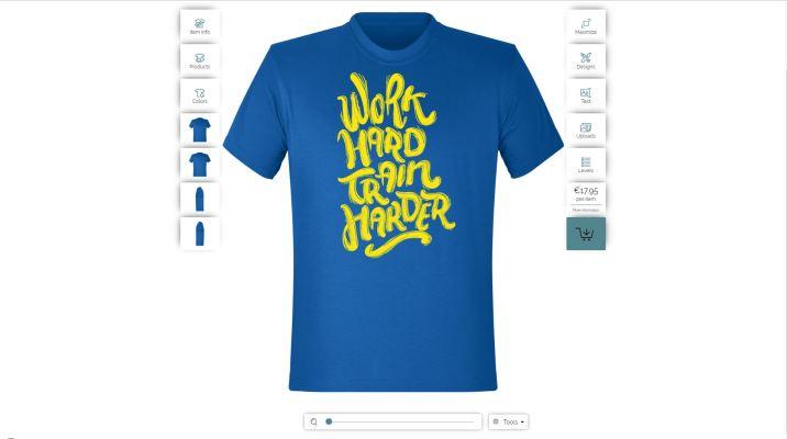 T-Shirt Business: Shirt Shop Creator von www.forever-ots.com