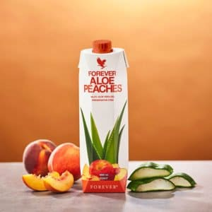 Aloe Peaches Forever