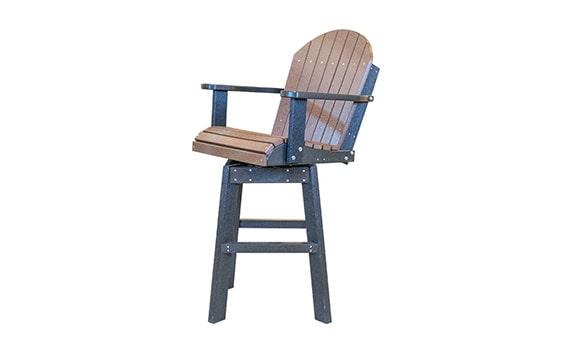 Amish Made Poly - Swivel Chairs Thumbnail