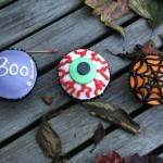 Biscuiteers Spiced Pumpkin Cupcakes