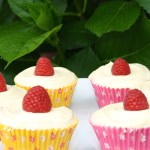 Raspberry Trifle Cupcakes