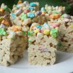 Marshmallow Mateys Rice Krispies