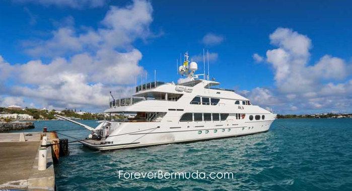 Photos Of Top 10 Superyachts In Bermuda