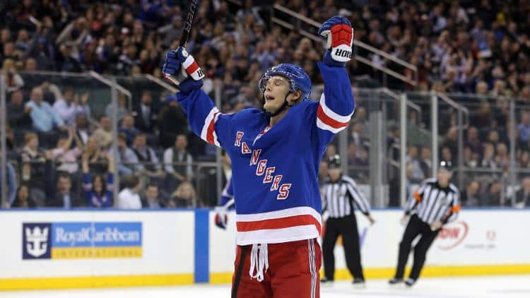 Rangers will need to move either Namestnikov or Strome for cap space