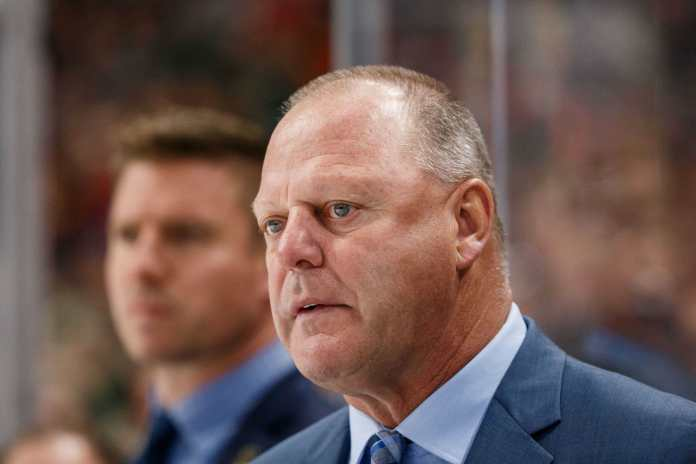 Watch New York Rangers coach Gerard Gallant getting off on the improper foot with questionable lineup – Google New York News