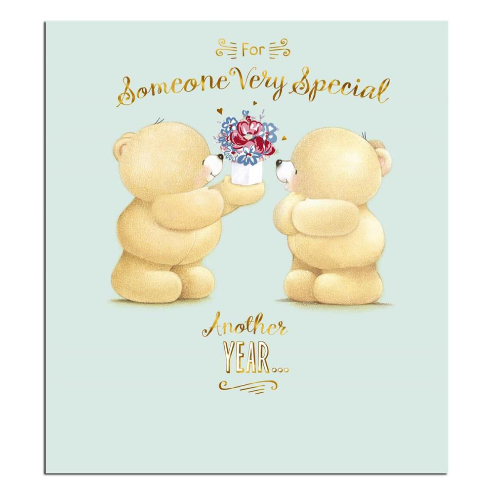 Someone Very Special Forever Friends Birthday Card