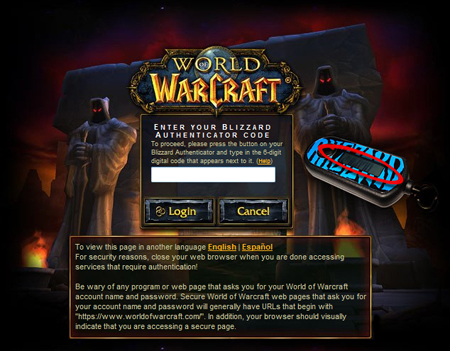 WoWeekly: Trojan Hacks Authenticator Protected WoW Accounts