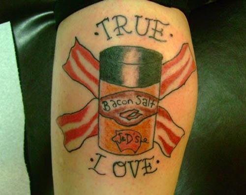 Bacon Tattoo