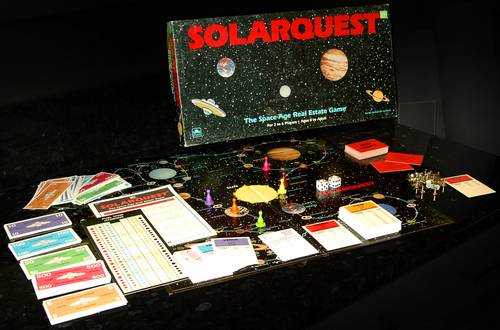 Solarquest Game