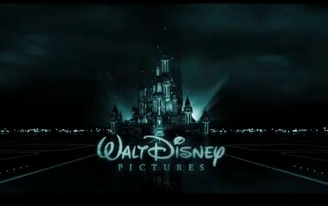 Tron Disney Logo